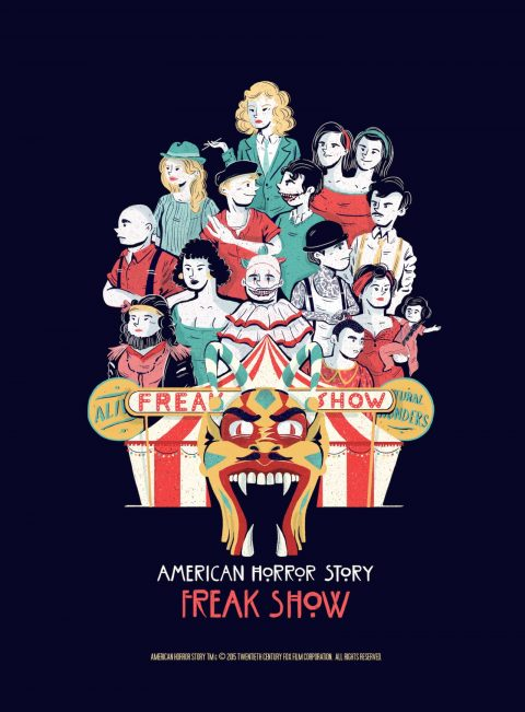 American Horror Story – Freakshow