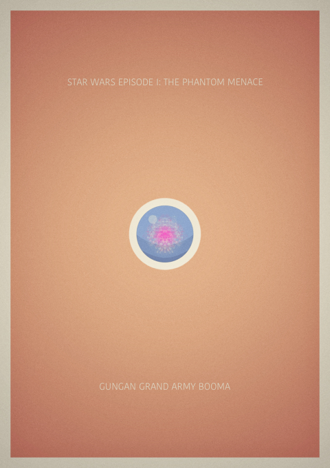 Star Wars in Spheres: A Series
