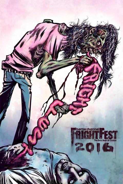 Fright Fest 2016 Tasty!