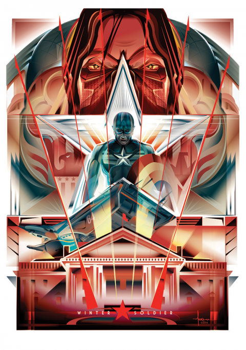 Captain America – Winter Soldier