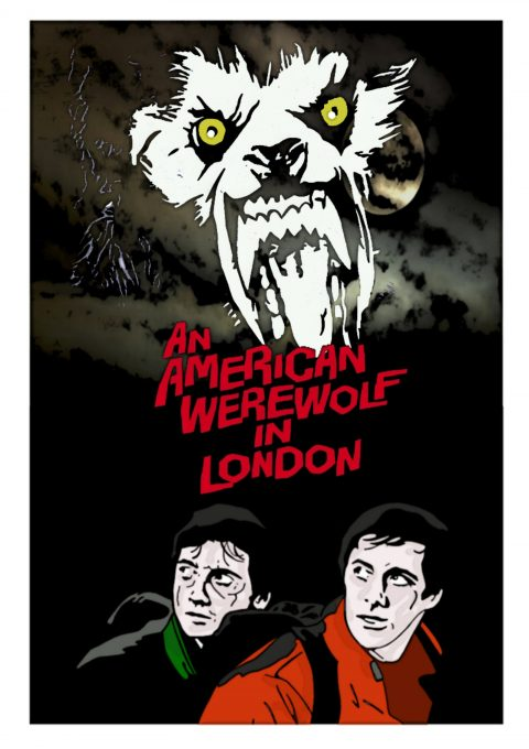 An American Werewolf In London.