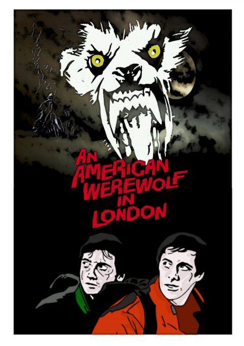 An American Werewolf In London.