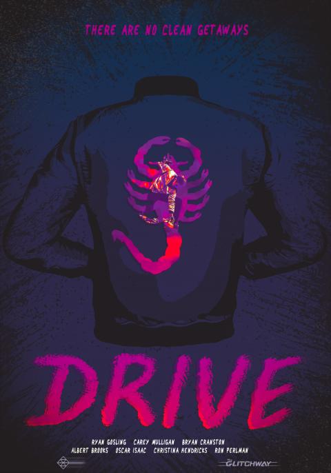 """Drive"" Alternative Poster"