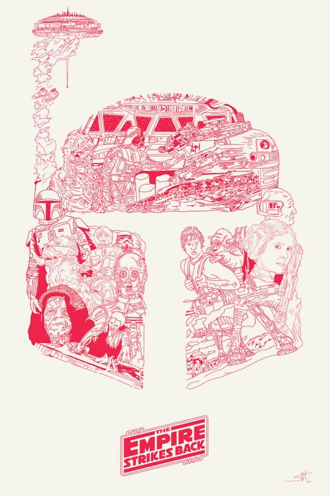 Star Wars – Officially licensed posters