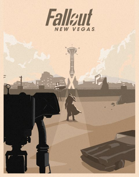 Fallout: New Vegas, 2010