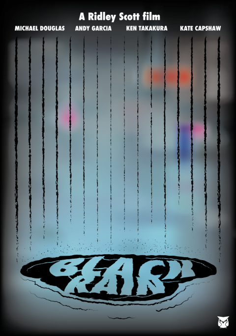 Black Rain – Puddle