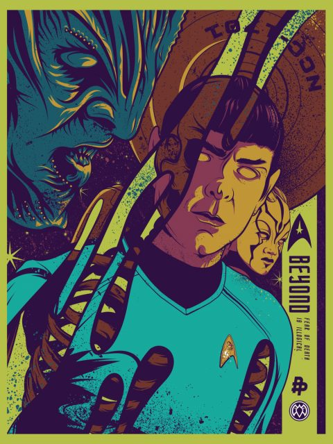 Star Trek PosterPosse Tribute