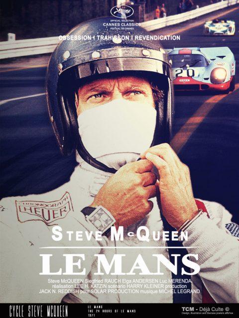Le Mans (The 24 Hours of Le Mans) Steve McQueen