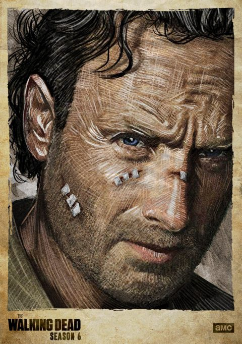 Walking Dead – Season 6