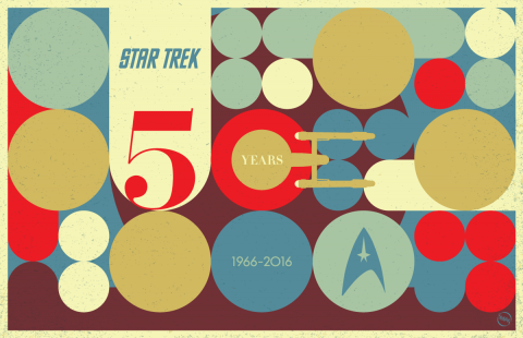 Star Trek: 50 Years