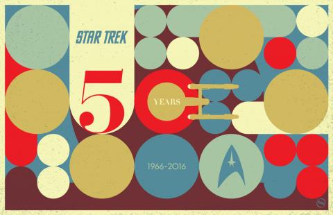 Star Trek: 50 Years