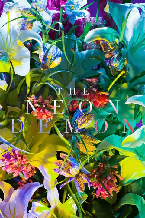 The Neon Demon – Flowers 2/3