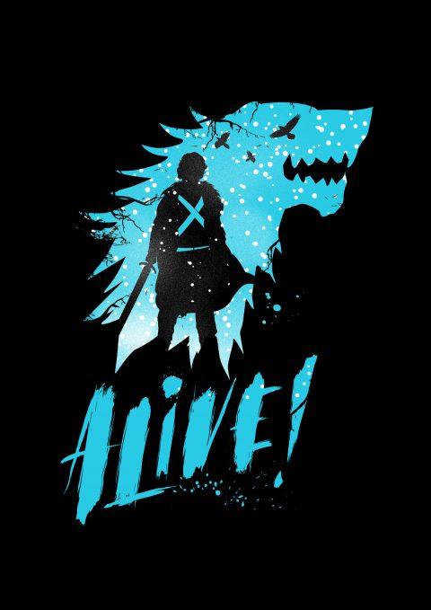 Jon Snow Alive!
