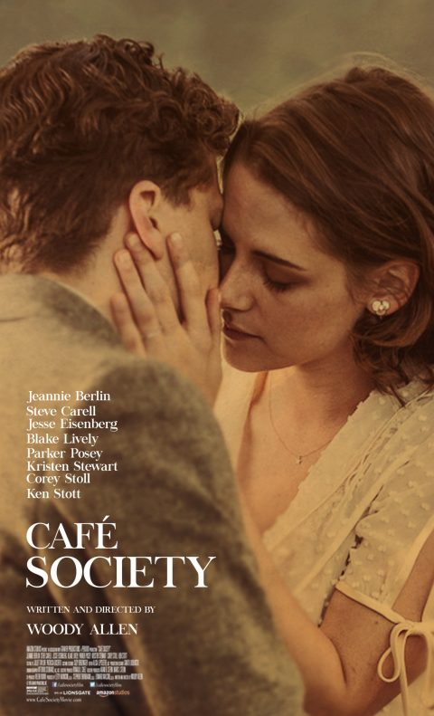 Cafe Society – (2016) Poster