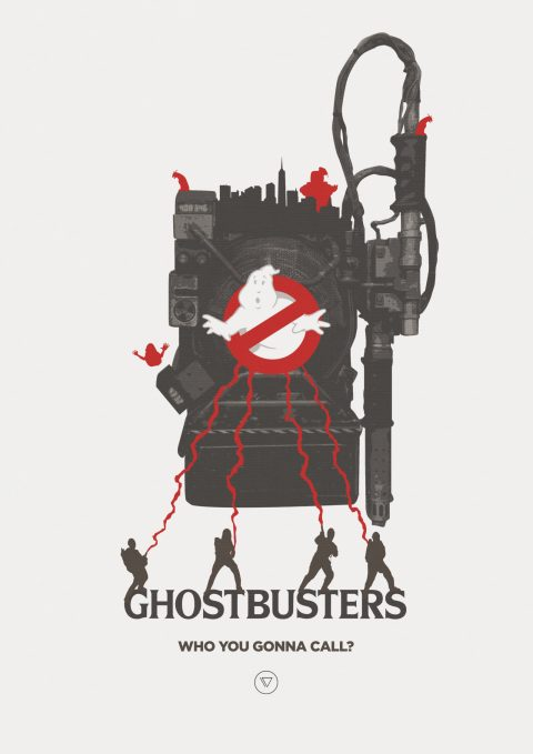 I ain't afraid of no ghosts! – Ghostbusters