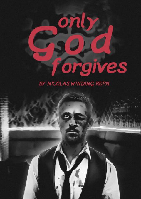 Only God Forgives B/W