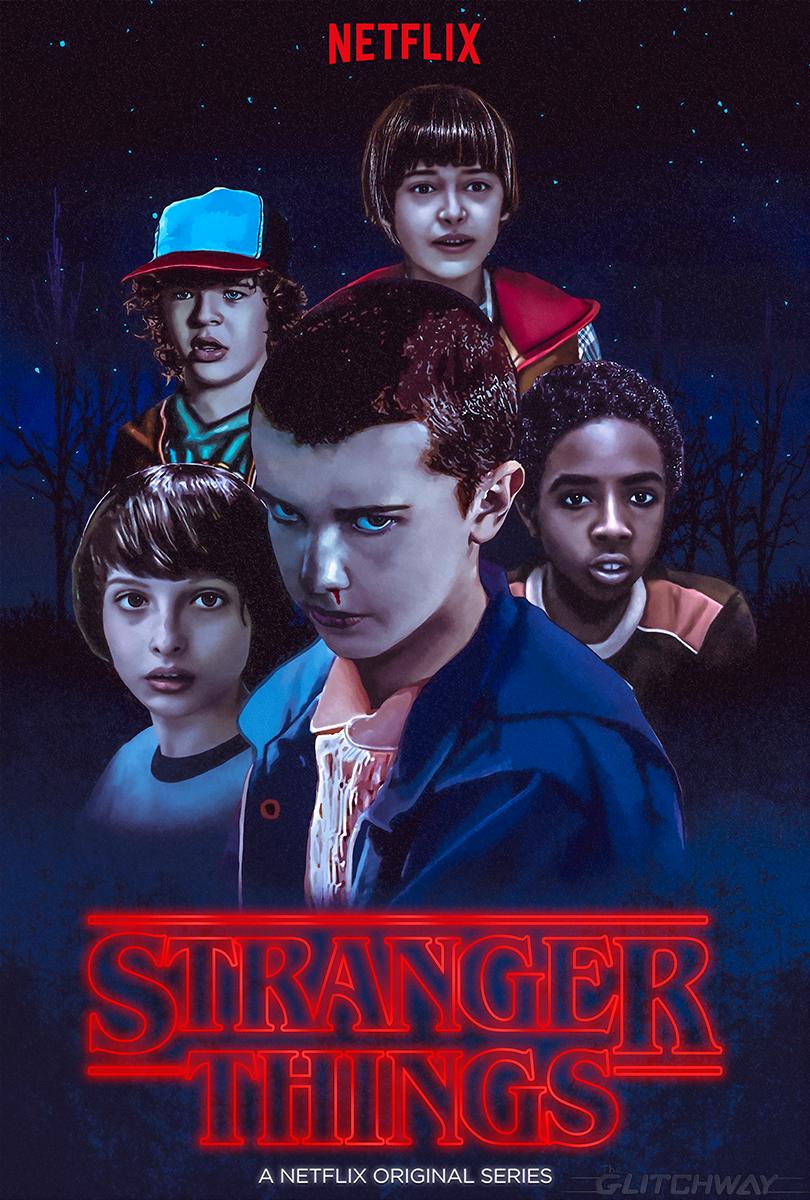 Serie Wie Stranger Things