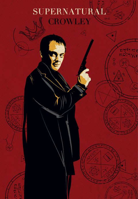 Crowley Supernatural
