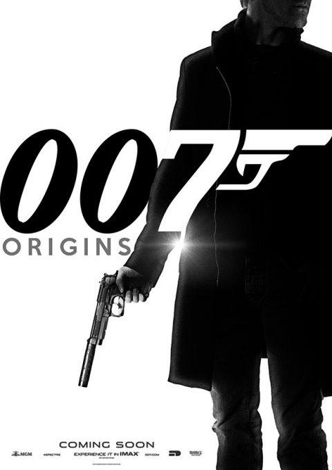 007: Origins Teaser
