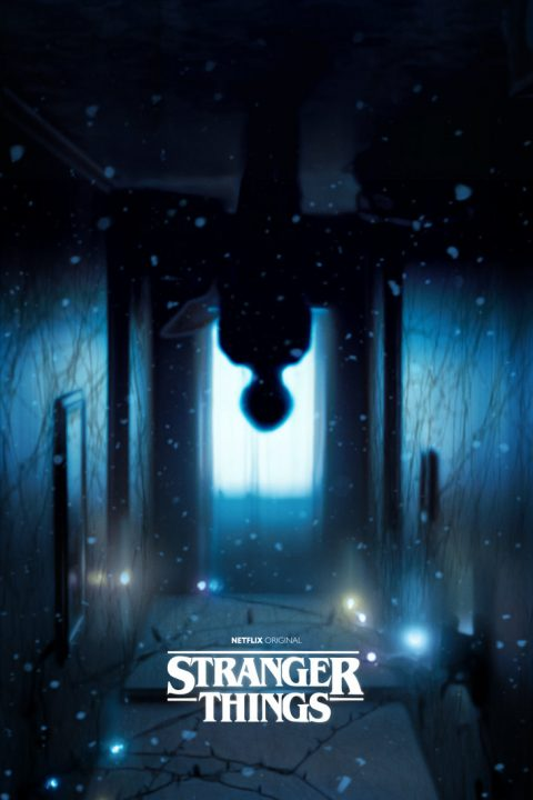 Stranger Things – Upside Down