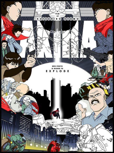More WIP on Akira