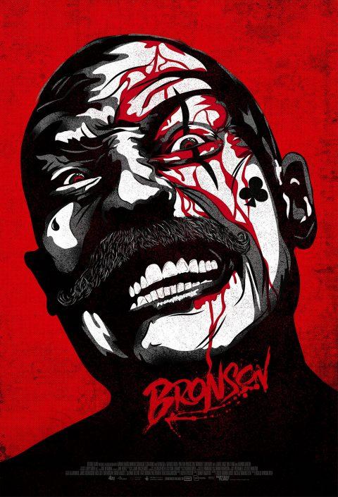 Bronson Alternate Poster