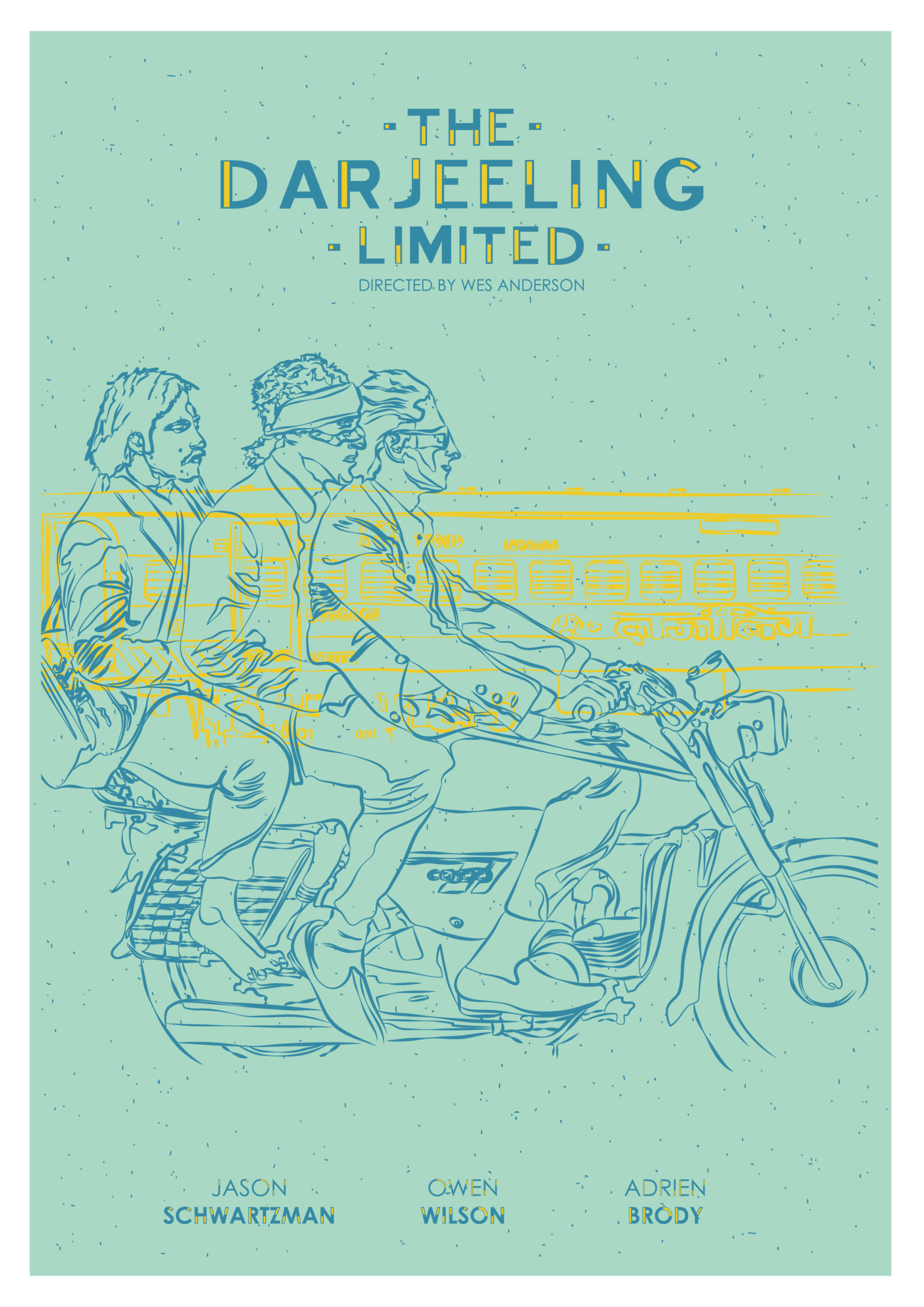 the plot of the darjeeling limited by wes anderson Wes anderson doesn't so much make movies as invite us to step inside his head 'the darjeeling limited': rocky spiritual journey across india the story in the darjeeling limited.