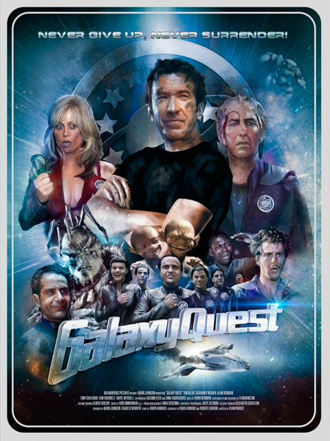 Galaxy Quest variant