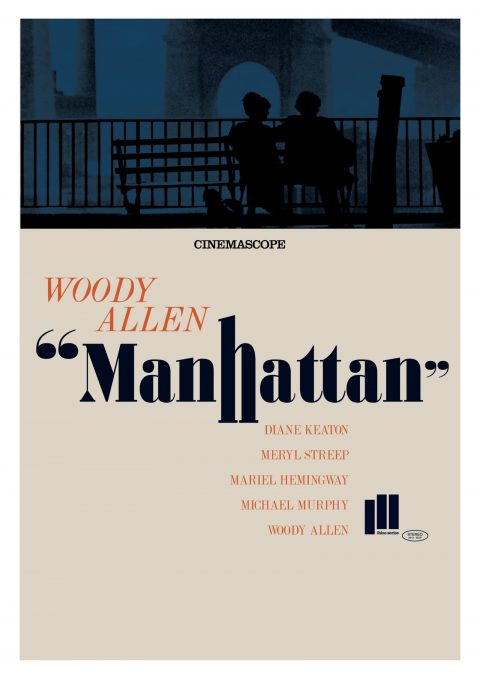 Woody Allen – Manhattan – 1979