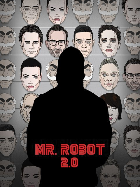 Mr. Robot 2.0 – Masks