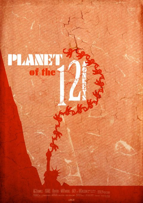 Planet of the 12 Monkeys