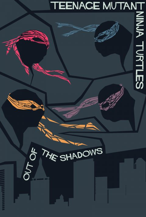 TMNT: Out of Shadows