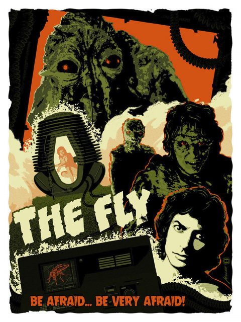 The Fly: Transformation