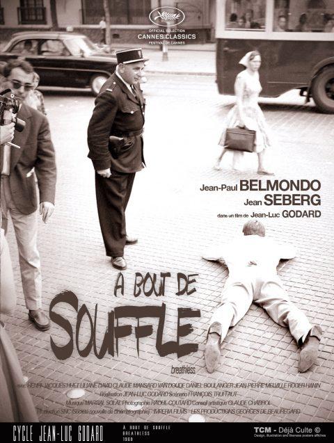 À bout de souffle (Breathless) 1960 Jean-Luc Godard