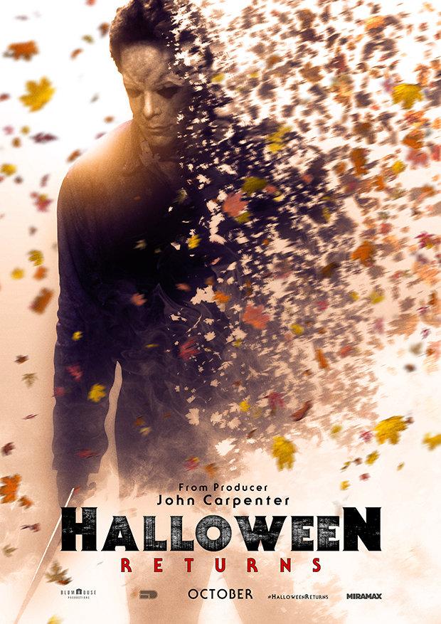Halloween Returns Posterspy