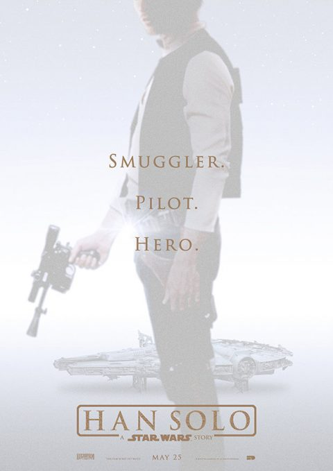Han Solo Spin-Off Teaser