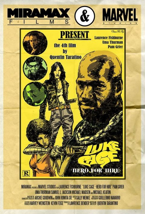 Quentin Tarantino's Luke Cage