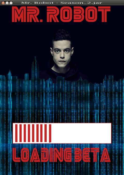 Loading Beta of Mr. Robot