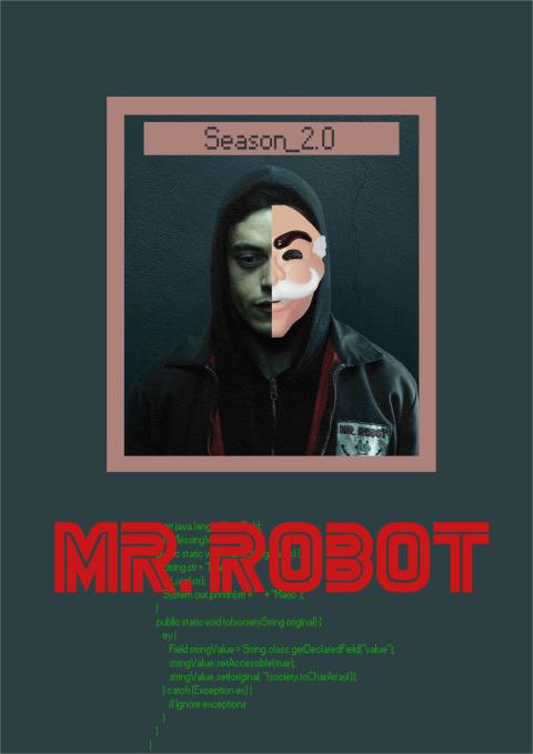 MR. ROBOT Java Code