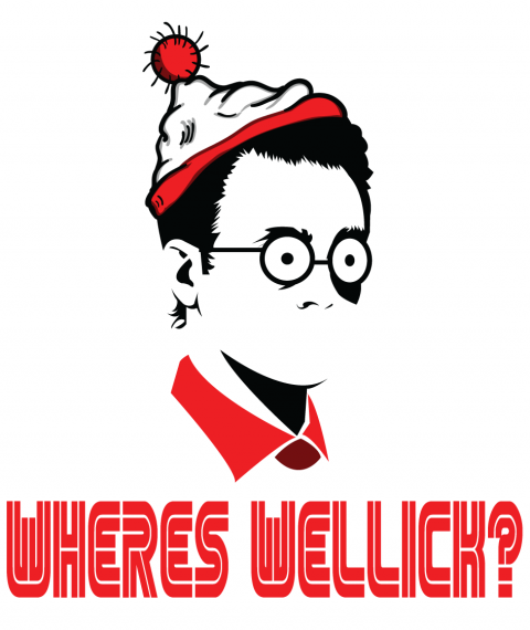 WHERE'S WELLICK