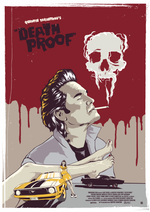 """Death Proof"" (2007)"