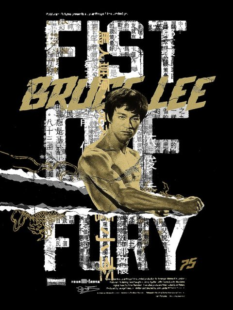 Bruce Lee Triple – Fist of Fury