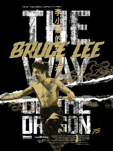 Bruce Lee Triple – The Way of the Dragon