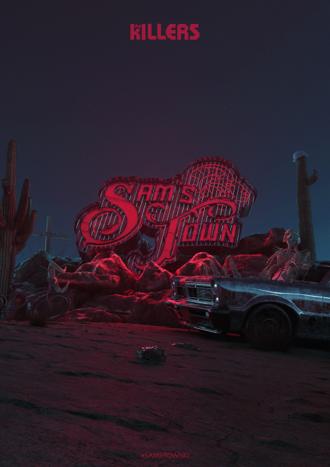 The Killers – SamsTown10