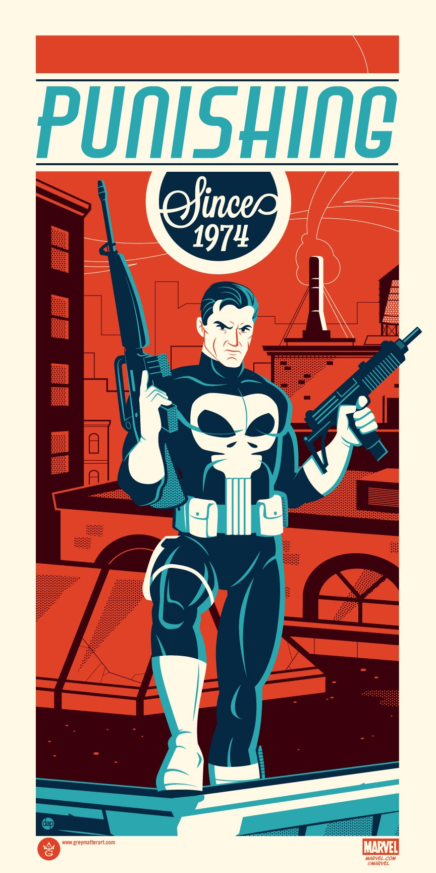 punisher-dave-perillo-12x24
