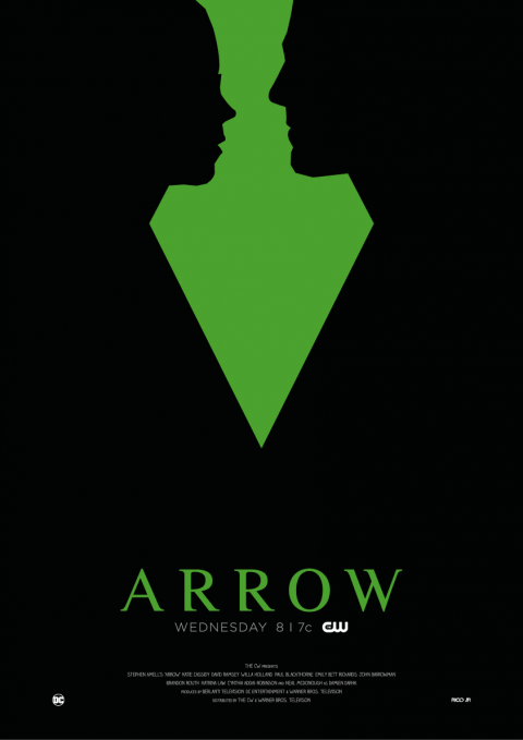 ARROW Poster Art