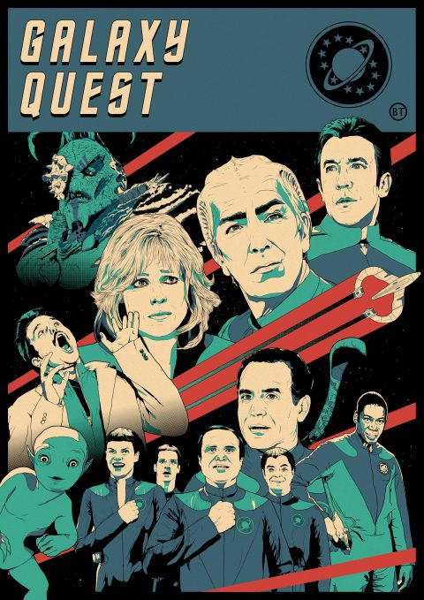 Galaxy Quest – Variant Edition