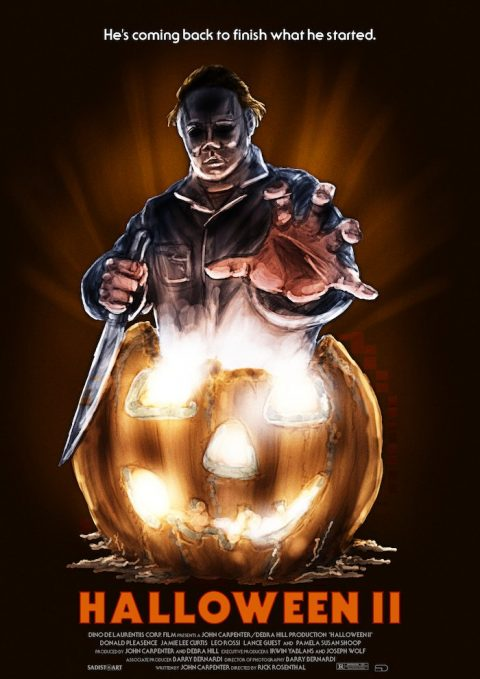 Halloween II – 35th Anniversary