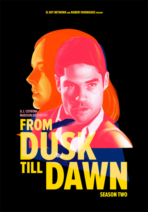 From Dusk Till Dawn – Season 2 – Seth & Kate