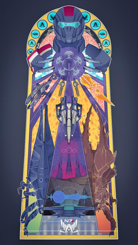 Shepard's Journey